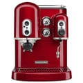 KitchenAid KES2102CA Candy Apple Pro Line Series Espresso Maker with Dual Independent Boilers