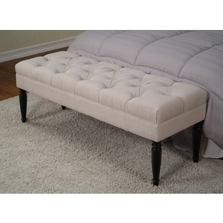 Claudia Diamond Wales Beach Tufted Bench