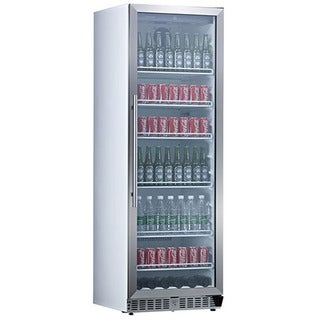 EdgeStar 14 Cu. Ft. Built-in Commercial Beverage Merchandiser