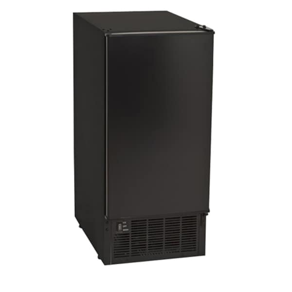 Koldfront Black Built-In Ice Maker
