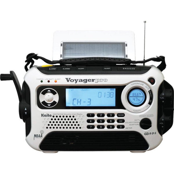 Kaito Voyager Pro Emergency Radio