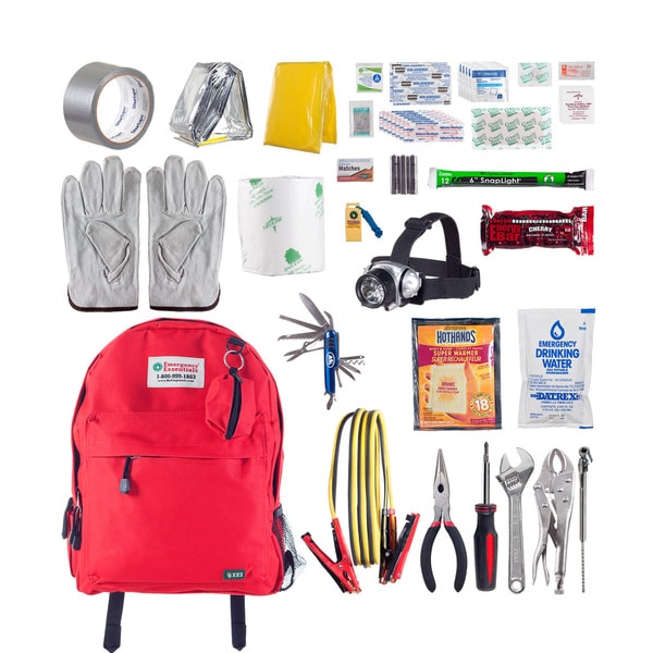 Emergency Essentials Delxue Auto Combo Emergency Kit