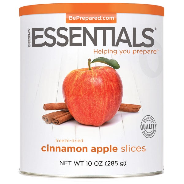 Emergency Essentials Freeze-dried Cinnamon Apple Slices