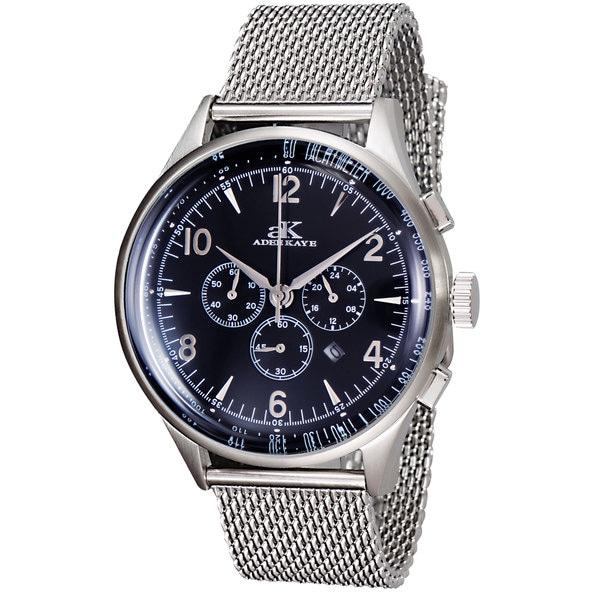 Adeekaye Men's Mondo G-3 Collection Watch
