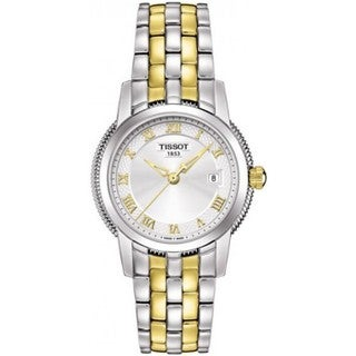Tissot Women's T0312102203300 'Ballade' Two-Tone Stainless Steel Watch