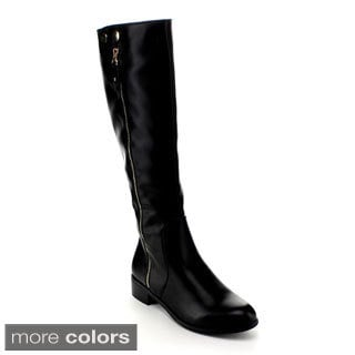 Via Pinky Women's 'Suzanna-03' Knee-high Riding Boots