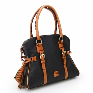 Dooney & Bourke Dillen II Domed Buckle Satchel