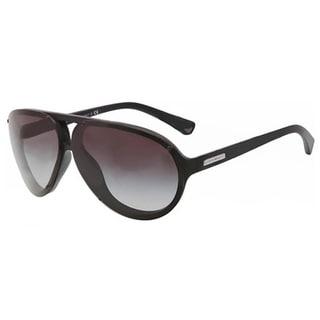Emporio Armani Men's 'EA4010' Matte Black Fashion Sunglasses