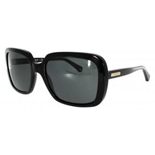 Emporio Armani Women's 'EA4007' Plastic Square Sunglasses