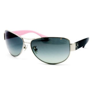 Coach Women's 'Taylor' Aviator Sunglasses