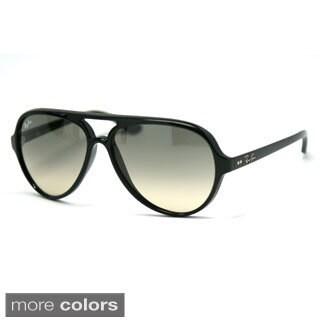 Ray-Ban Men's RB4125 Cats 5000 Sunglasses