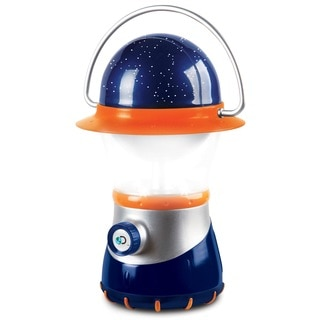 Discovery Kids 2-in-1 LED Starlight Lantern