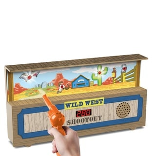 Black Series Electronic Wild West Shooting Target Game