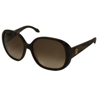 Roberto Cavalli Women's RC743S Taj Rectangular Sunglasses