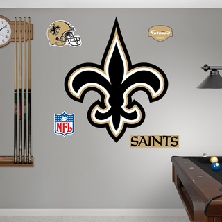 Fathead New Orleans Saints Logo Wall Decals