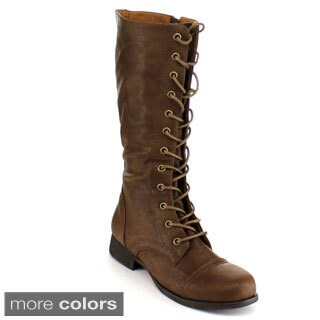 Blossom Women's 'Mitch-5' Classic Knee-high Boots