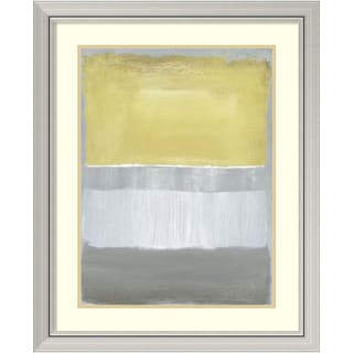 Caroline Gold 'Half Light I' Framed Art Print 27 x 33-inch