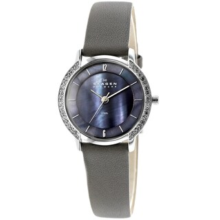 Skagen Women's 804SSLM Classic Glitz Watch