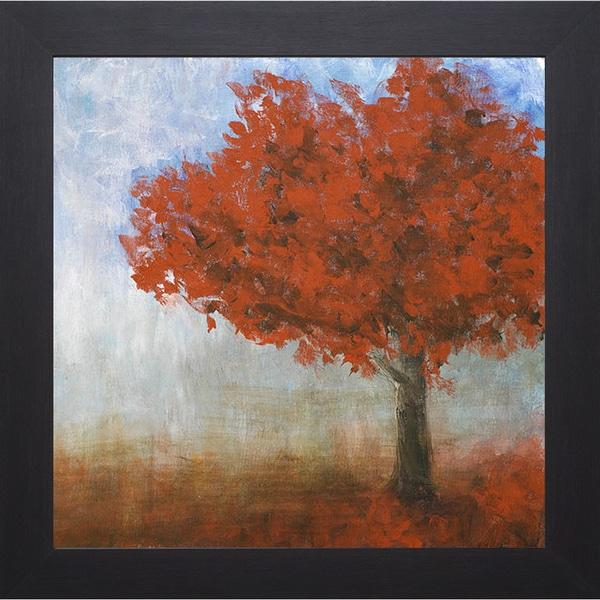Walt Johnson 'Eternal Tree' Framed Art Print
