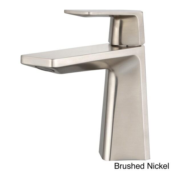 Aplos Single Lever Basin Bathroom Faucet