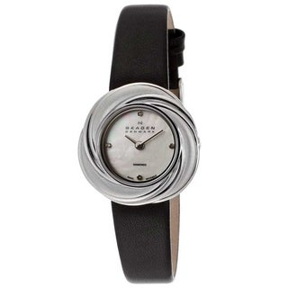 Skagen Women's 885SSLB Black Label Watch