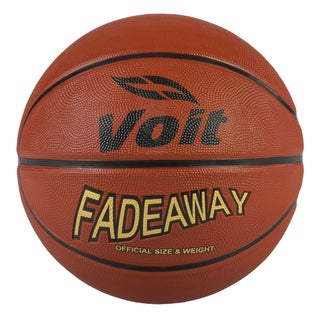 Voit Fadeaway Size 7 Rubber Basketball