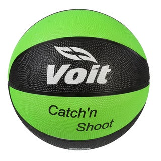 Voit Catch and Shoot Glow in the Dark Size 7 Rubber Basketball