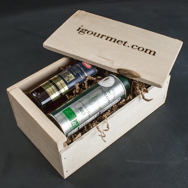 French Oil and Vinegar Gift Set