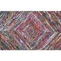Anthro Diamond Area Rug (2'10 x 4'10)