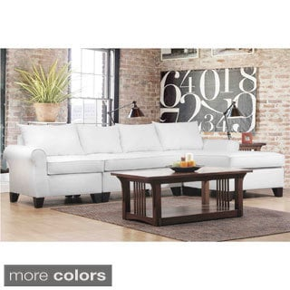 Belle Meade Natural 3-piece Sectional