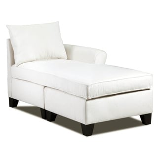 Belle Meade Right Arm Natural Chaise Overstock™ Shopping