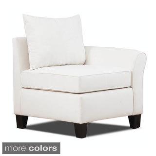 Belle Meade Natural Right Arm Chair