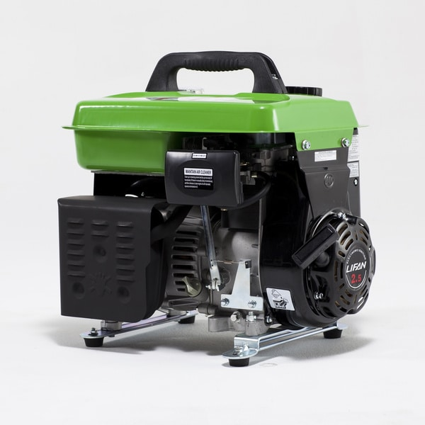 Lifan ES1500 Energy Storm 1,500-Watt 2.5 HP 97.7 cc Gasoline Powered Portable Generator with Voltage Selector Switch