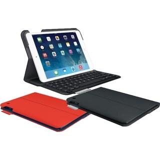 Logitech Black Ultra-thin Keyboard Folio for iPad Air, Open Box (Refurbished)