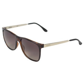 Carrera Unisex 6011/S 8KZHA Havana Rectangle Sunglasses