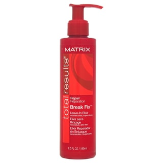 Matrix Total Results Repair Break Fix 6.5-ounce Leave-In Elixir