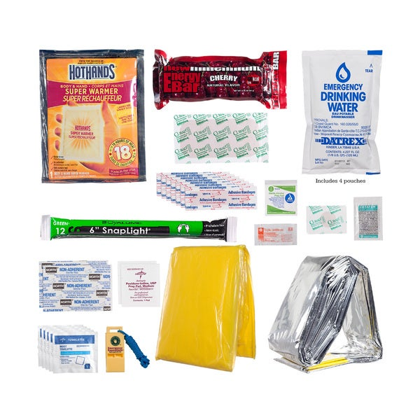 Emergency Essentials Auto Emergency Kit Add-on