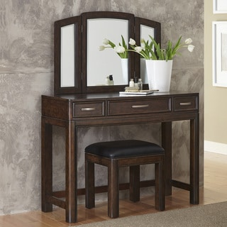 Crescent Hill Vanity and Bench