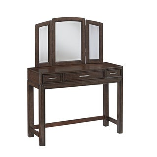 Home Styles Crescent Hill Vanity and Mirror
