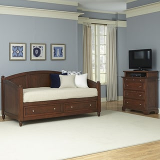 Chesapeake Daybed and Media Chest