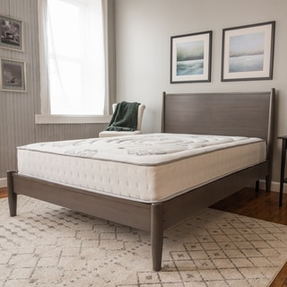 Lauren Hybrid 10.5-inch Twin XL-size Foam and Innerspring Mattress