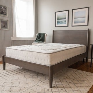 Lauren Hybrid 10.5-inch Twin-size Foam and Innerspring Mattress