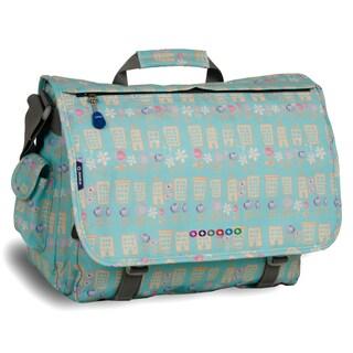 JWorld New York Urban Print Thomas 17-inch Laptop Messenger Bag
