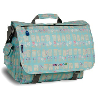 JWorld New York Urban Print Thomas 17-inch Laptop Messenger Bag