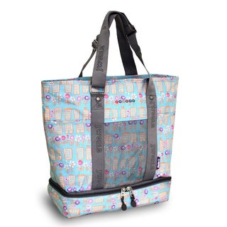 JWorld New York Urban Print Elaine Lunch Tote Bag