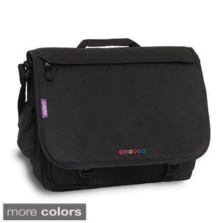 JWorld New York Thomas 17-inch Laptop Messenger Bag