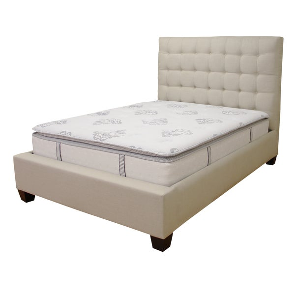 Newberry Hybrid 12-inch King-size Foam and Innerspring Mattress