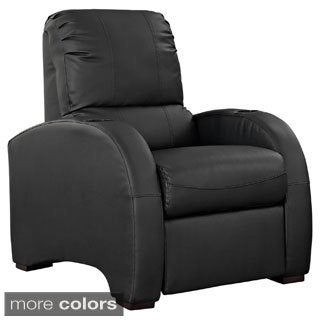 Coach Bonded Leather Recliner