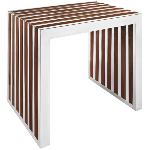 Gridiron Stainless Steel Small Bench 16419199