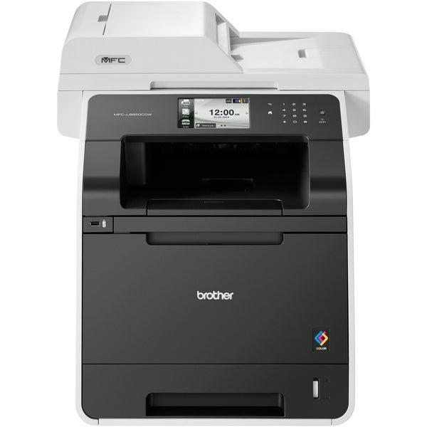 Brother MFC-L8850CDW Laser Multifunction Printer - Color - Plain Pape